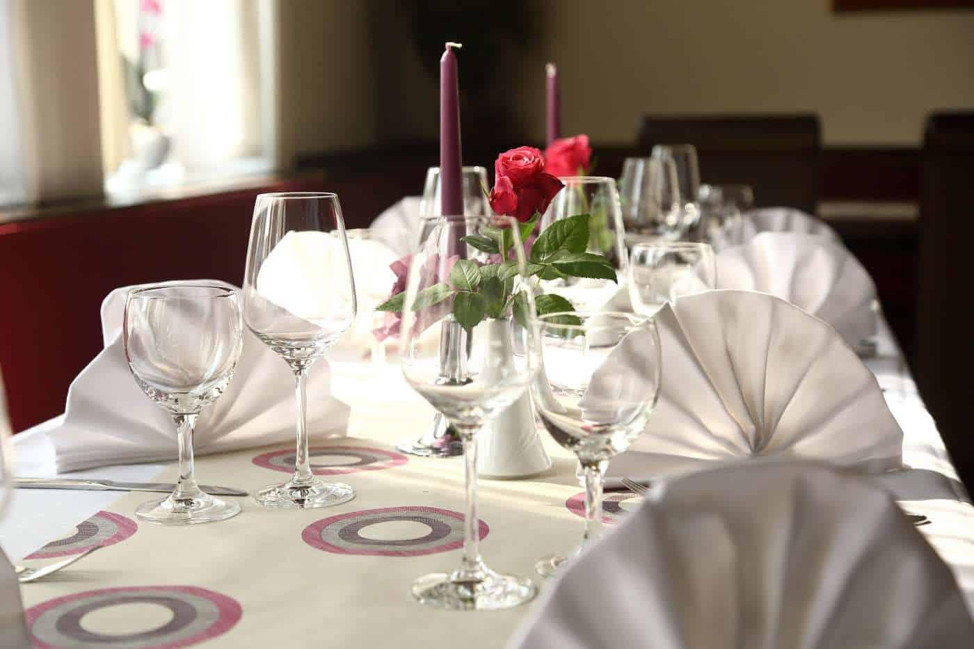 Restaurant im Hotel Bürgermeisterkapelle in Hildeshe3im