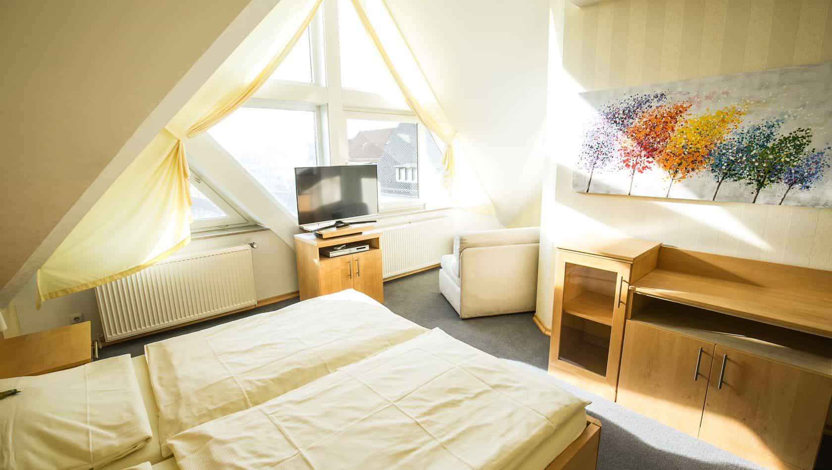 Familienzimmer / Suite  im Hotel Bürgermeisterkapelle